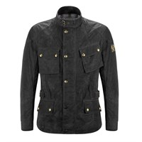 Belstaff Black Crosby Vintage Wax Jacket