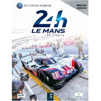 Official Le Mans 2017 Yearbook