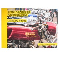 Kempton Park Autojumble Motorcycles And Stuff - Celebrating 30 Years