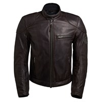 BKS Leather jacket in dark brown