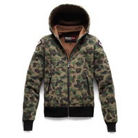 Blauer Easy 1.1 softshell jacket in camo