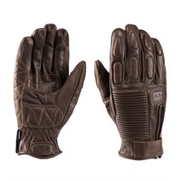 Blauer Banner gloves in brown