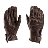 Blauer Combo gloves in brown in brown