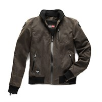 Blauer Indirect wax cotton jacket in brown