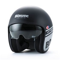 Blauer Pilot 1.1 Matt Black/Grey Helmet