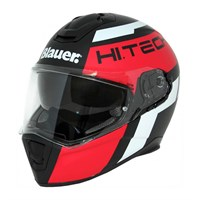 Blauer Force One 800 Black/Red/White Helmet