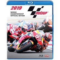 The Official 2019 Moto GP Review Blu-ray