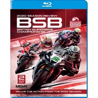 Season Review The Official 2020 British Superbike Review Blu-ray