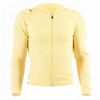 Bowtex Standard zip shirt in yellow