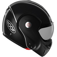 Roof Boxxer Carbon UNI helmet in black