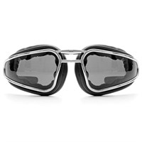 Baruffaldi Easy Rider Goggle in Black