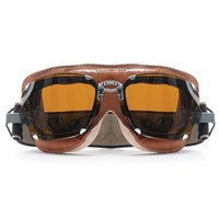 Baruffaldi Super Competition Goggles in brown