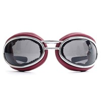 Baruffaldi Sfericum Goggles in red