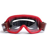 Baruffaldi Speed 4 Rosso Imperiale 3 goggles in red