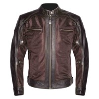 By City Sahara Venty jacket in brown