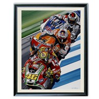 Colin Carter Champions Print