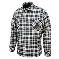 Crave motorcycle shirt in black