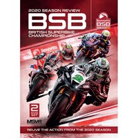 Season Review The Official 2020 British Superbike Review DVD