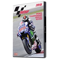 MotoGP 2015 Official Review DVD
