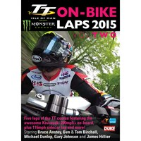 Isle Of Man On-Bike Laps 2015 Vol.2 DVD