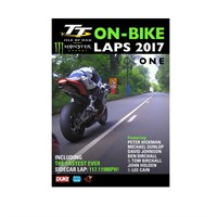 Isle Of Man On-Bike Laps 2017 Vol.1 DVD