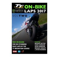 Isle Of Man On-Bike Laps 2017 Vol.2 DVD