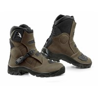 Falco Volt ATV boots in brown