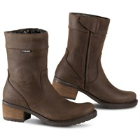 Falco Ayda ladies boots in brown