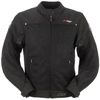Furygan Genesis Mistral Evo jacket in black