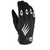 Furygan Rocket gloves in black