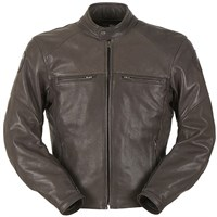 Furygan Vince Hunt jacket in brown