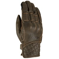 Furygan Tom D3O gloves in brown