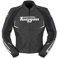 Furygan Spectrum Black/White Jacket