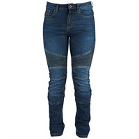 Furygan Purdey ladies jeans in blue