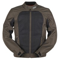 Furygan Genesis Mistral Evo jacket in brown