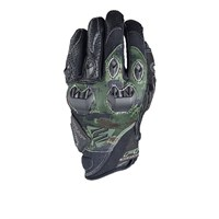 Five Stunt Evo Army gloves in black