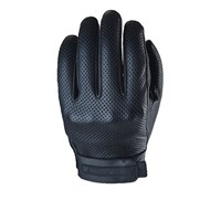 Five Mustang gloves in black