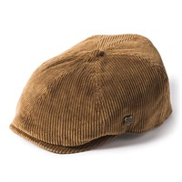 Failsworth Hudson Cord cap in fawn