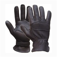 Lee Parks DeerTours PCI gloves in black