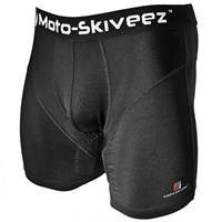Moto Skiveez Sport in black