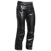 Halvarssons Hawk Classic trousers in black