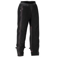 Halvarssons safety trousers CE-1 in black