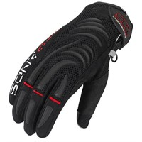 Halvarssons Dolomit gloves in black