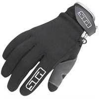 Halvarssons Coal gloves in black
