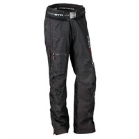 Halvarssons Taal trousers in black