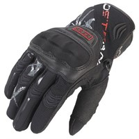 Halvarssons Opal gloves in black