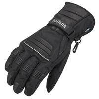 Halvarssons Odeon gloves in black