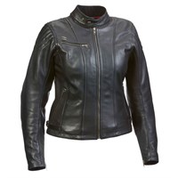 Halvarssons ladies Jatzy BC jacket in black