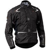 Halvarssons Qurizo Black Jacket