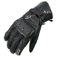 Halvarssons Jade gloves in black